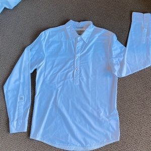 Guess Button down shirt size medium .